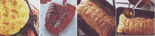 arrosto di vitello saporito,arrosto,arrosto di vitello,arrosto di vitello farcito,carne,secondi,bietole,uova,secondo di carne,