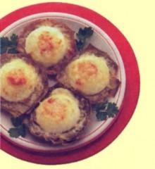 uova ai carciofi,uova,carciofi,secondi,secondi piatti,carciofi farciti,antipasti,contorni,ricette di cucina,