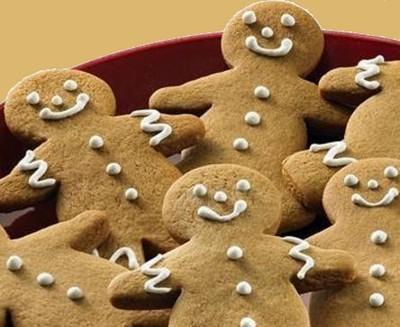 Biscotti Allo Zenzero Di Natale.Le Ricette Fantasia Biscotti Di Natale A Forma Di Omini Allo Zenzero