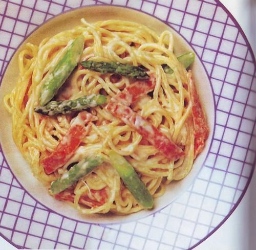 Spaghetti con punte di asparagi e mortadella.jpg