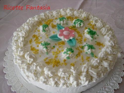torte decorate,torte farcite,torta festa della donna,torta alla panna,
