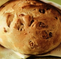 impasto,pane,pane alle noci,ricetta pane,pane fatto in casa,ricette,noci