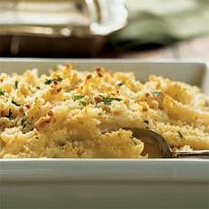 tiana e baccalà,pasta al forno con baccalà,pasta,baccalà,piatto tipico calabrese,