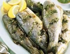 cefali dietetici,cefali,secondo di pesce,pesce,limone,ricette light,ricette dietetiche,