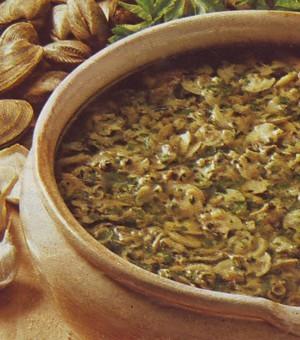 salsa alle vongole,vongole,condimento alle vongole,salsina di vongole,ricette sugo alle vongole,ricette di cucina,ricette,