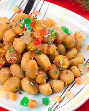 strufoli di carnevale,strufoli,dolci di carnevale,ricette di carnevale,miele,