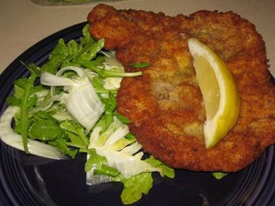 cotolette alla milanese,cotolette,costolette,carne,ricette con la carne,secondi piatti,ricette di cucina
