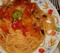 Spaghetti con funghi e peperoni.jpg