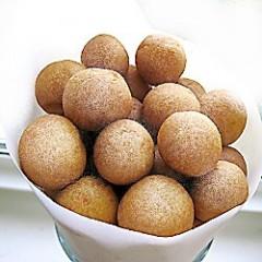 castagnole alle nocciole,castagnole,dolci di carnevale,castagnole di carnevale,nocciole,ricette dolci di carnevale,