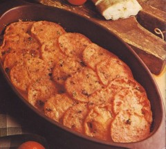 baccalà al pomodoro,baccalà,baccalà al forno,