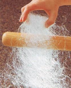 Zucchero filato in casa