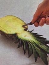 macedonia di frutta,macedonia,macedonia ananas,fragole,kiwi,limone,rum,ricette di cucina,ricette