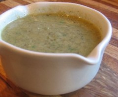 salsa alle acciughe,salsa,salse,acciughe,prezzemolo,ricette di cucina,ricette,