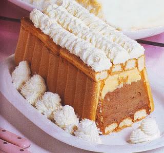 Cake gelato