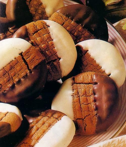 Pasticcini, doppio cioccolato