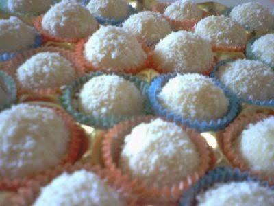 Palline al cocco semifreddo 2
