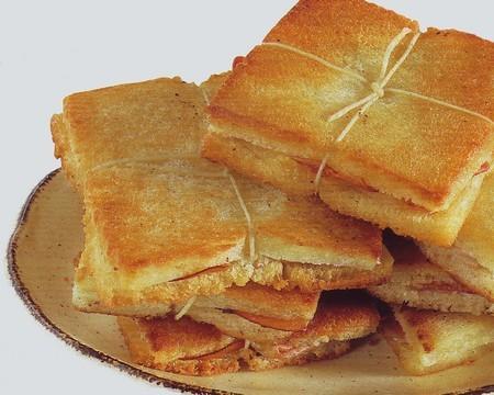 sandwich fritti alla provola